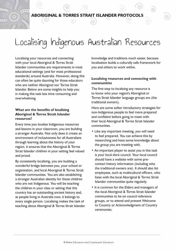 aboriginal-and-torres-strait-islander-protocols-localising-indigenous-australian-resources