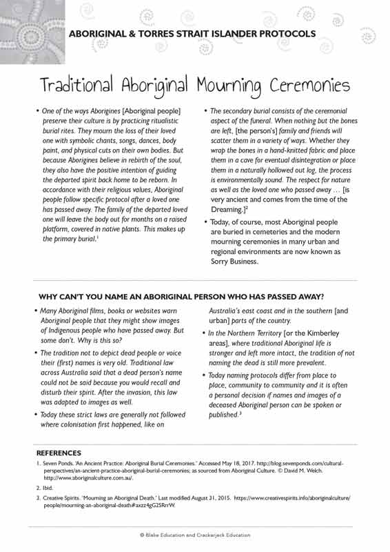 aboriginal-and-torres-strait-islander-protocols-traditional-aboriginal-mourning-ceremonies