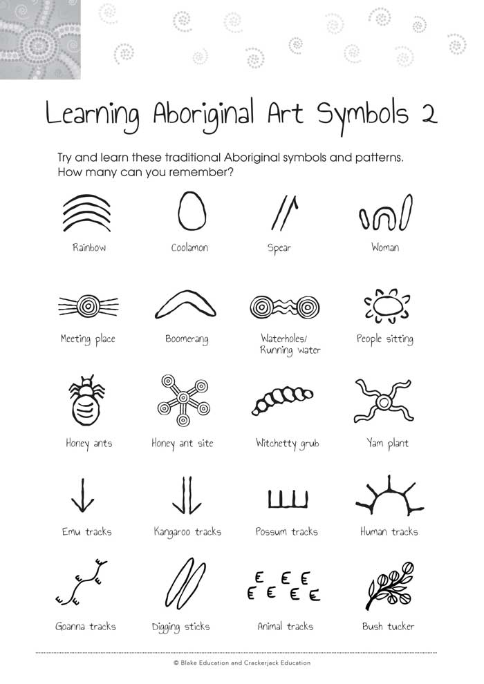Aboriginal Art Archives Crackerjack Education